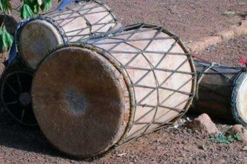A proposito dei tamburi parlanti dell'Africa