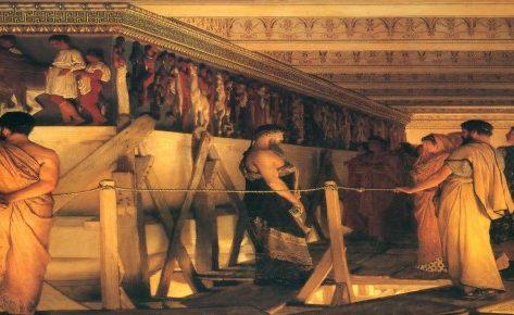 Il prevalere delle aristocrazie nella Grecia dell'VIII secolo